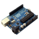 Arduino UNO R3 con cable USB incluido