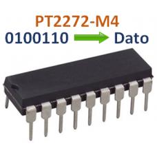 Decoder PT2272-M4