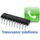 Transceptor telefónico MT8880CE
