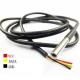 Cable sensor de temperatura DS18B20 contra agua (-55°C a 125°C)