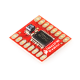 Etapa de potencia TB6612FNG 1.2A (3.2A pico)