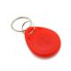 Llavero RFID 125Khz color rojo
