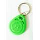 Llavero RFID 125Khz color verde lima