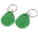 1 llavero RFID 125Khz color verde