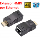 Extensor de señal HDMI e IR hasta 30 metros