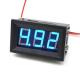 Amperímetro digital 9.99A