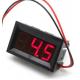 Voltímetro digital 4.5 a 30V
